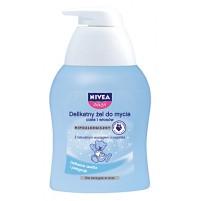 Oliwka dla dzieci, żel do mycia, kosmetyki do kąpieli dziecka